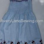 20 Minute Dress Sewing Tutorial
