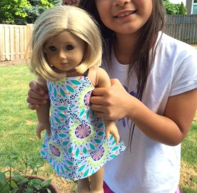 Sew in Style-Make Your Own Doll Clothes Summer Sewing Camp for kids!