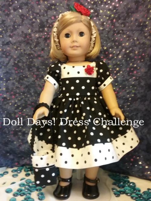 Doll Days! Dress Challenge 11
