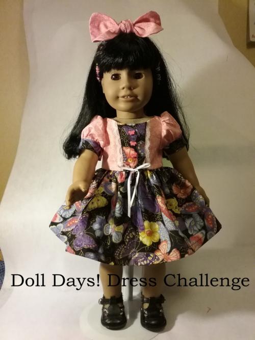 Doll Days! Dress Challenge 8