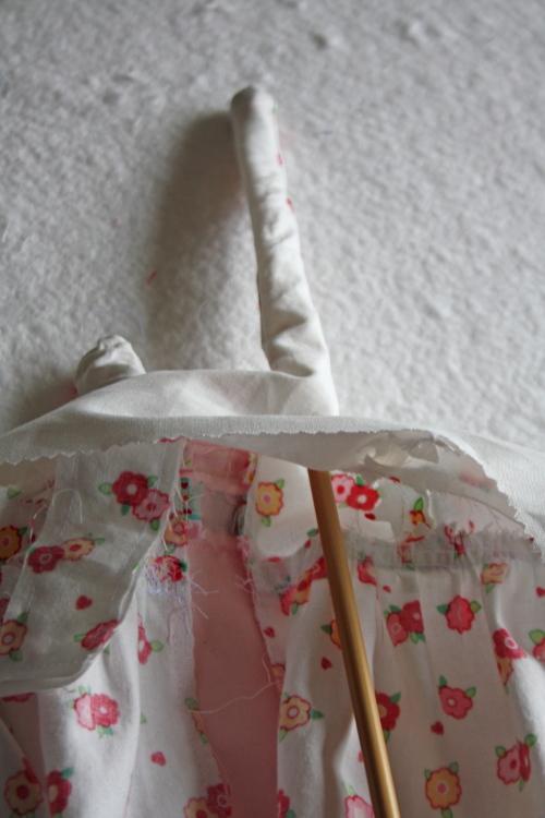 1 Doll Days Modern Jumper pattern sew along 14