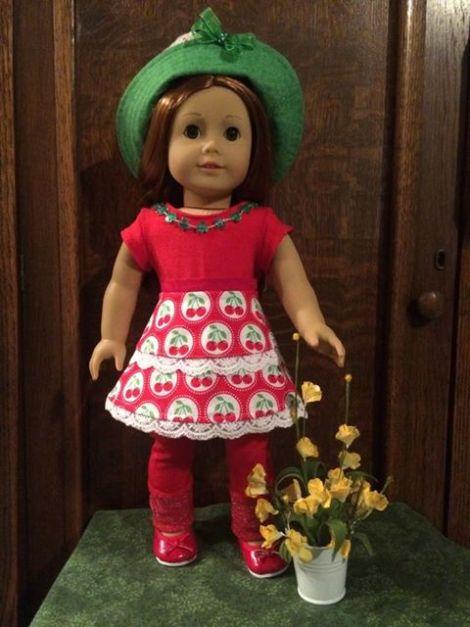 43 Doll Days Skirt Challenge