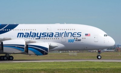 Malaysia Airlines - Airbus A380