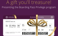 Boarding Pass Exclusives by Vistara