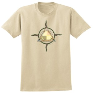 Unity Service Recovery Tan Tee Shirt