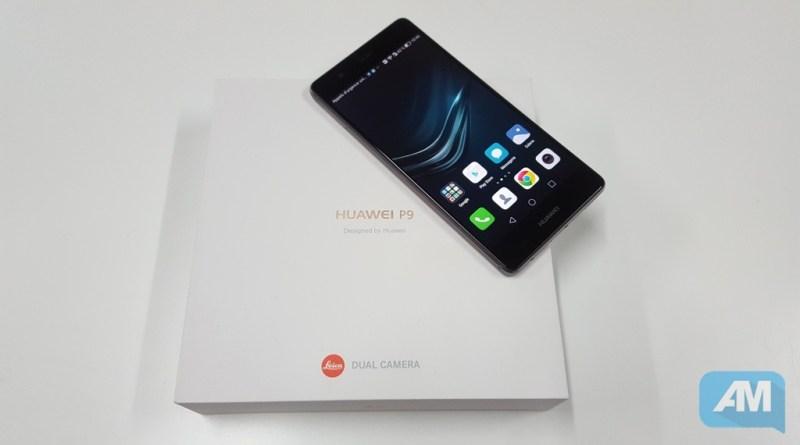 Huawei P9 Boîte