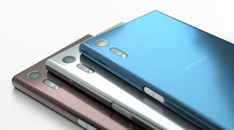 Sony Xperia XZ Coloris