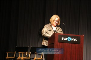 New York Women in Film (NYWIFT) President, Terry Lawler