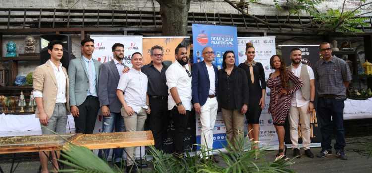 The 4th Annual Dominican Film Festival Press Conference