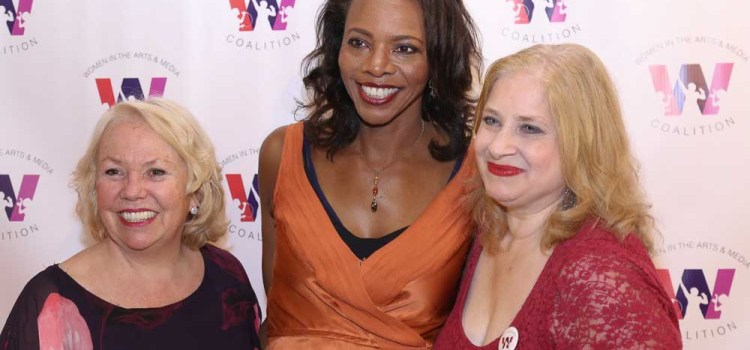 Women in the Arts & Media Coalition 2015 Collaboration Awards