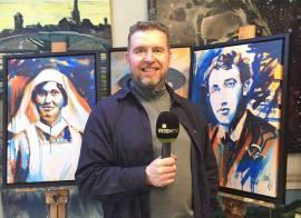 Avoca Gallery revealed on Irish TV!