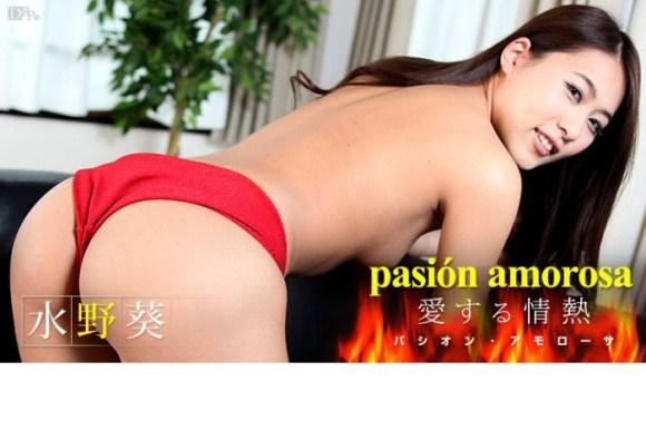 水野葵 パシオン・アモローサ ~愛する情熱 4~ パケ写