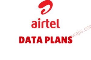 airtel nigeria data plan