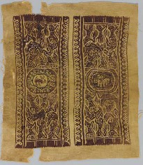 Coptic embroidery and garb (1/5)
