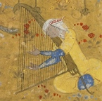 Dancers & musicians in the Shahnama (4/4)
