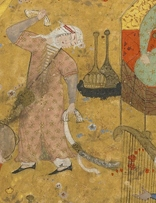 Dancers & musicians in the Shahnama (2/4)