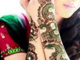 Mehndi Designs for Chand raat