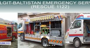 Gilgit Baltistan rescue 1122 Jobs