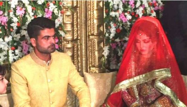 Ahmed Shehzad Nikhah Pictures