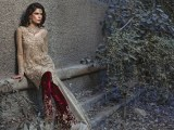 Desiger Mina Hasan NewUnique Floral Bridal Dresses 2016 for ladies
