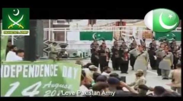 lahore wagah border parade timings