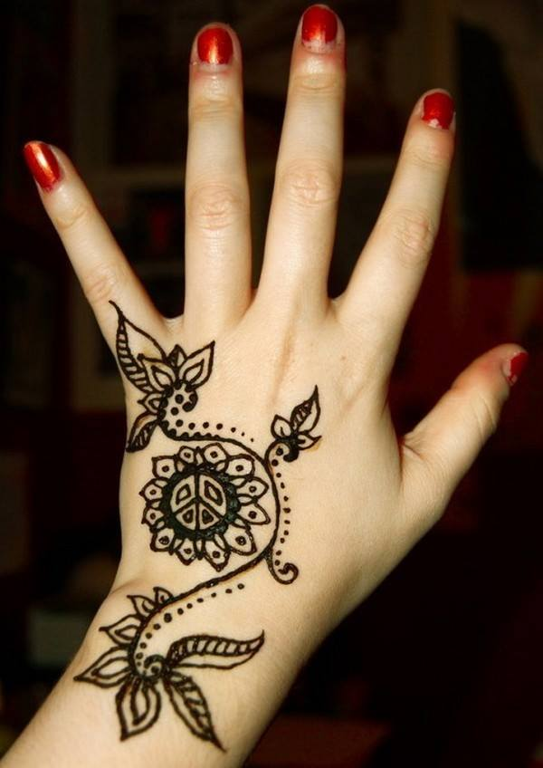 mehndi-desingns-for-kids 2016