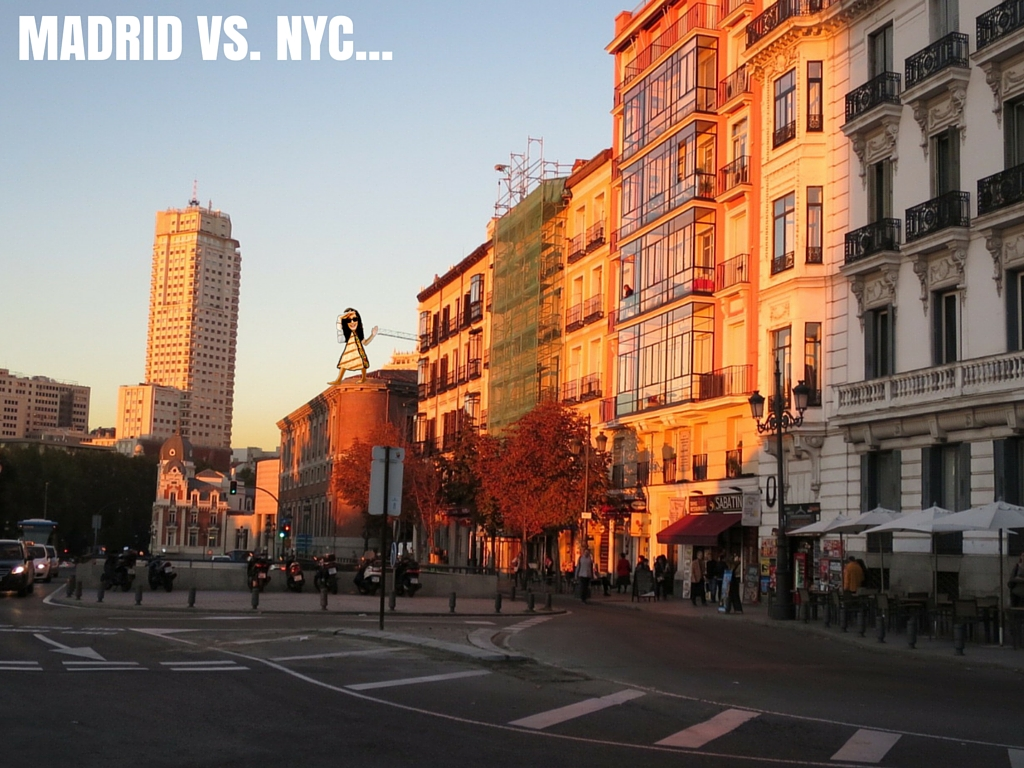 NYC vs. Madrid: Which is the City that Never Sleeps?