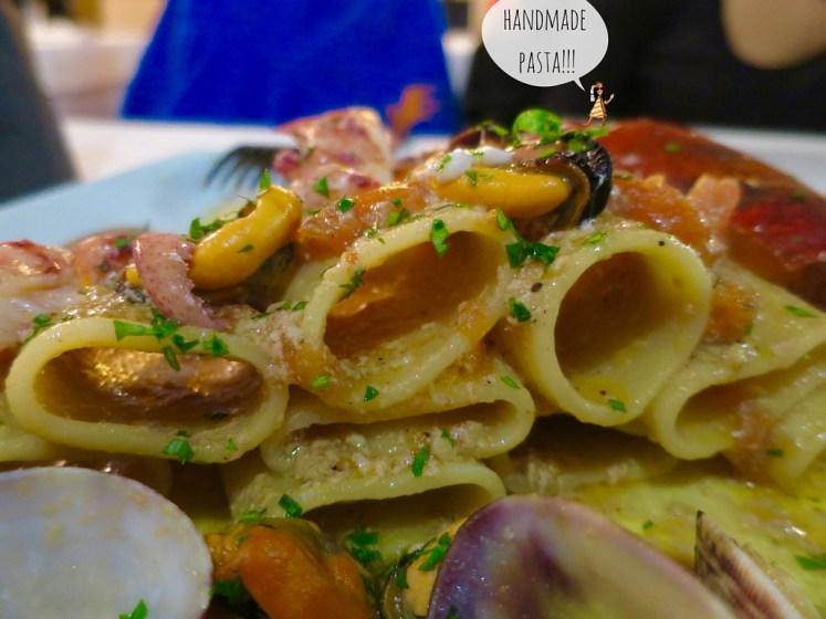 Italian Food Madrid
