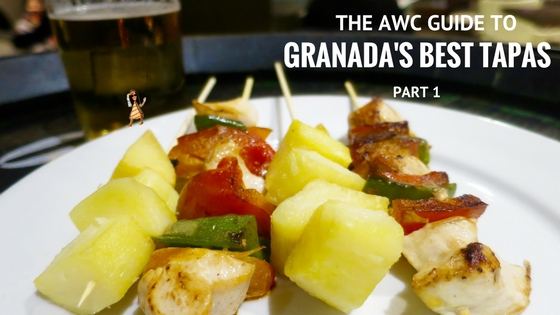 The AWC Guide to the Best Tapas Bars in Granada