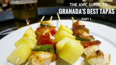 The AWC Guide toGranada's Best Tapas