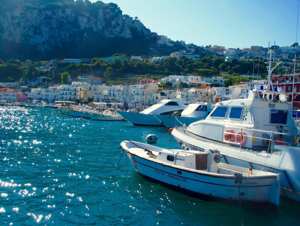 Europe Destinations Ischia