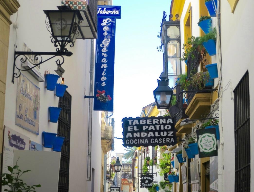 Europe Destinations Córdoba