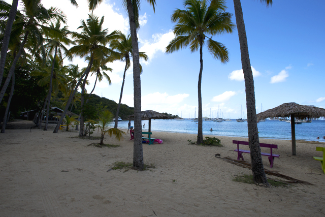 Honeymoon Beach, USVI