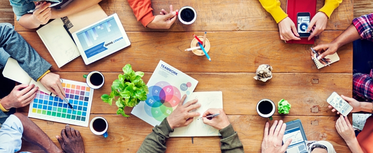 Graphic Partnerships: what to consider when hiring a graphic designer