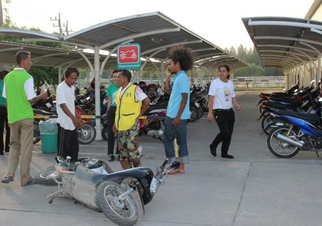 ДТП в Таиланде