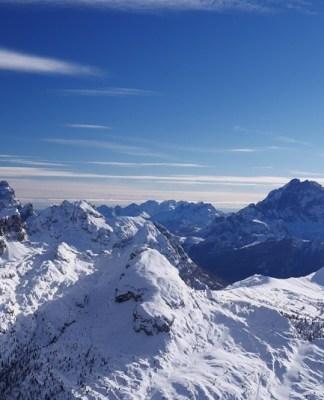 Super 8 Ski Tour Доломитовые Альпы