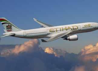 Авиакомпания Etihad отзывы