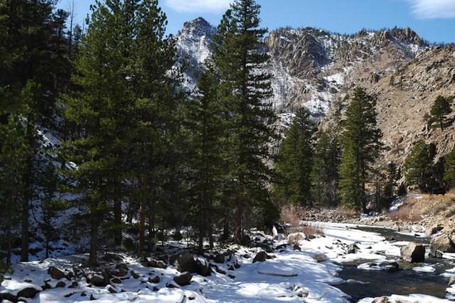 Достопримечательности Колорадо