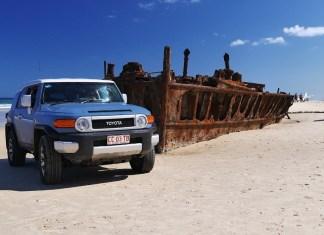 Остров Frazer Австралия