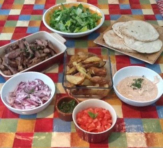Donner Kebabs