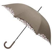 The beautiful 'Coniston' umbrella is available in three colours