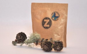All Zing Organic products are beautifully packaged in recyclable or compostable material