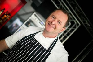 Chef Neil Forbes will be cooking up his dshes using the best of local, seasonal and sustainable ingredients.