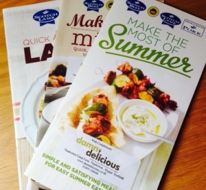Making the most of Summer. Simple & satisfying meals for easy Summer eating.