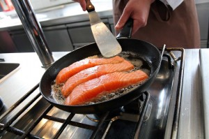 Scottish Salmon - healthy, versatile and easy to cook