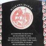 Waikawa Marae