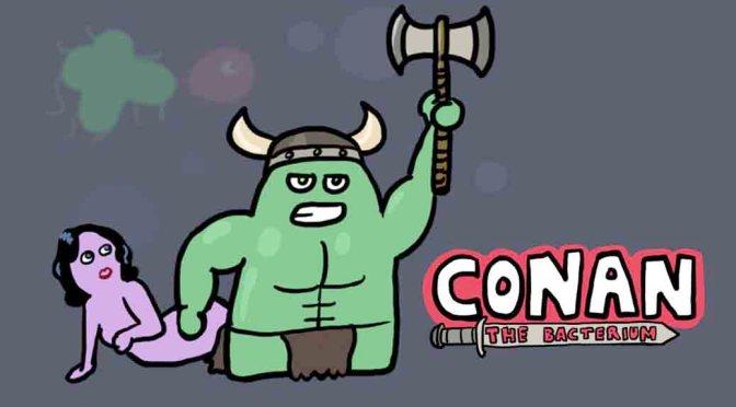 Conan The Bacterium – The World's Most Toughest Bacterium
