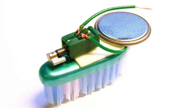 toothbrush-robot