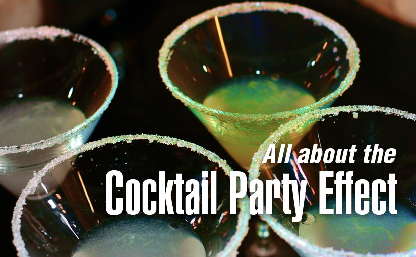 cocktail party effect featured image