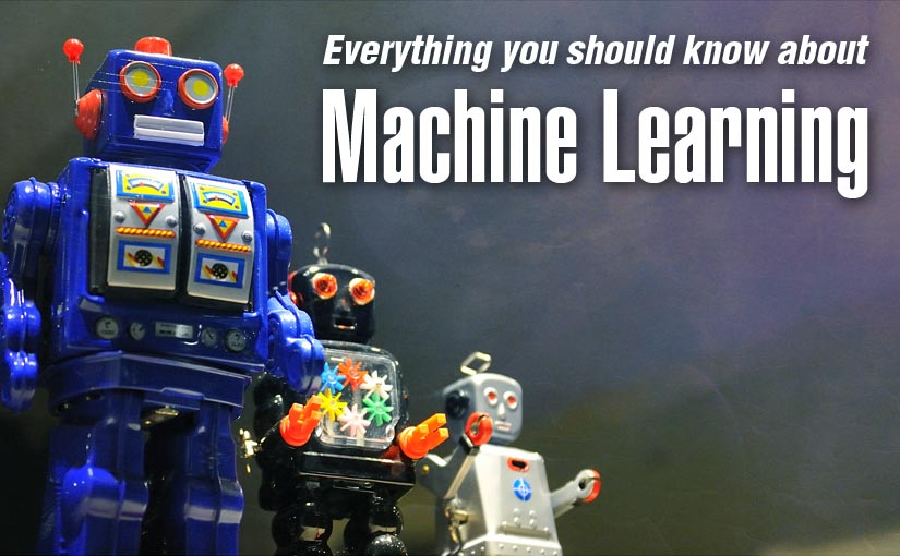 machine learning featured image